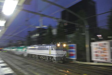 山貨 8588レ原宿通過