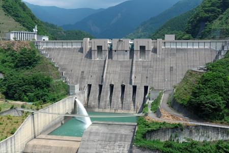 2014.07.28 あぷとライン井川線 長島ダム