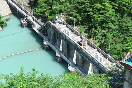 2014.07.29 寸又峡温泉 大間ダム