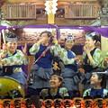 Photos: 2014.08.03 甲子祭 山車 囃子太鼓 1