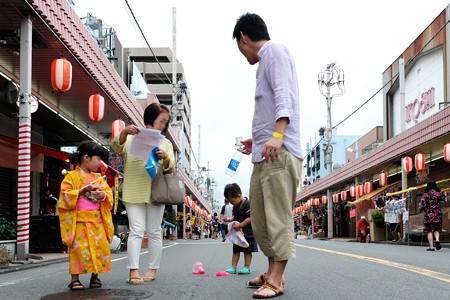 2014.08.03 甲子祭 王子 茫然