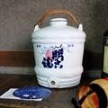 Photos: 2014.08.03 甲子祭 加藤酒店 量り売りの通い樽