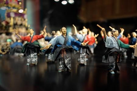2014.09.14 両国 江戸東京博物館 江戸のお祭り ジオラマ 3
