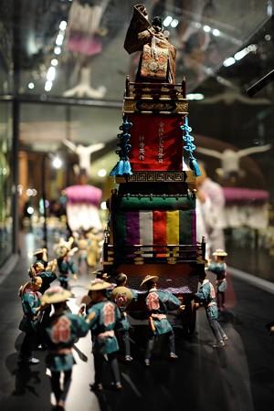 2014.09.14 両国 江戸東京博物館 江戸のお祭り ジオラマ 4
