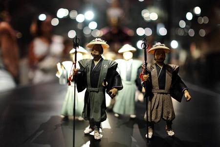2014.09.14 両国 江戸東京博物館 江戸のお祭り ジオラマ 9