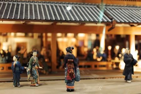 2014.09.14 両国 江戸東京博物館 三井越後屋江戸本店
