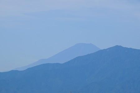 2015.09.30 瀬谷市民の森 富士山
