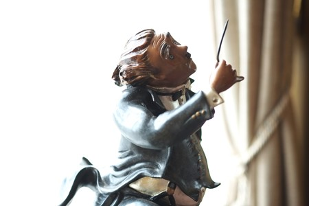 2015.10.17 RIVIERA GRAND BLUE 窓辺の人形