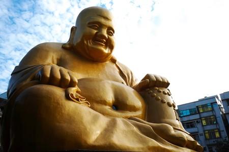 2011.11.09 台中 宝覚寺 弥勒菩薩 微笑