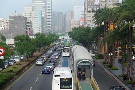 2015.11.09 台中 福華大飯店付近 出勤風景