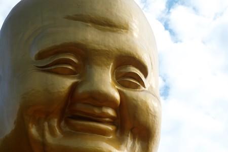 2015.11.09 台中 宝覚寺 弥勒菩薩 微笑