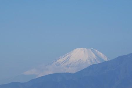 2015.12.01 駅前 富士山