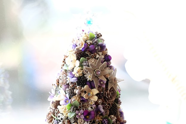Photos: 2015.12.16 山手洋館 エリスマン邸 世界のクリスマス 花Tree