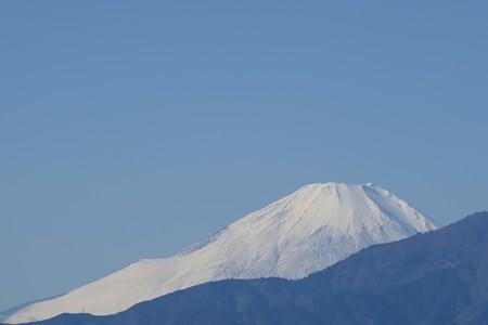 2015.12.18 駅前 富士山