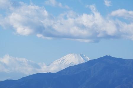 2015.12.19 駅近 富士山