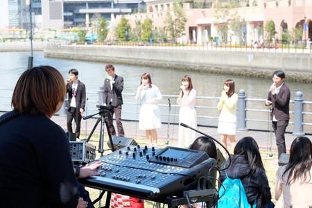 2016.03.29 みなとみらいアカペラウォーク