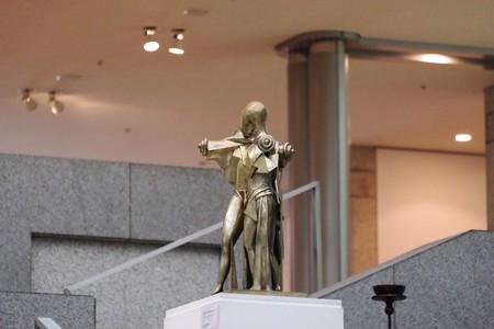 2016.03.29 横浜美術館 ヘクトルとアンドロマケ ジョルジョ・デ・キリコ