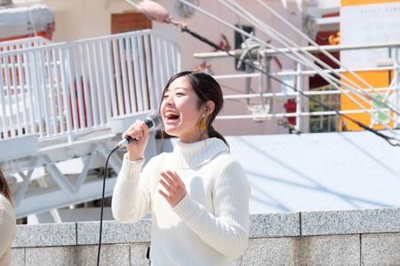 2016.03.29 日本丸メモリアルパーク みなとみらいアカペラウォーク 晴れやかに