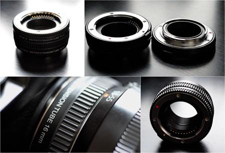 2016.03.31 机 接写リングセット DG-FU 10mm 16mm