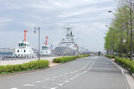 2016.04.11 みなとみらい 横浜海上防災基地