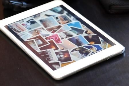 2016.04.29 机 iPadに写真7,000枚