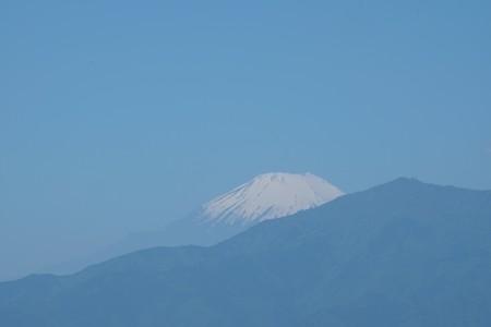2016.05.04 駅前 富士山