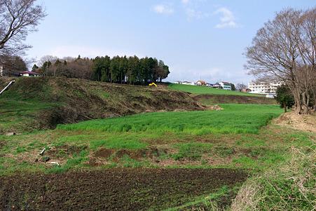 2010.03.16 境川 畑