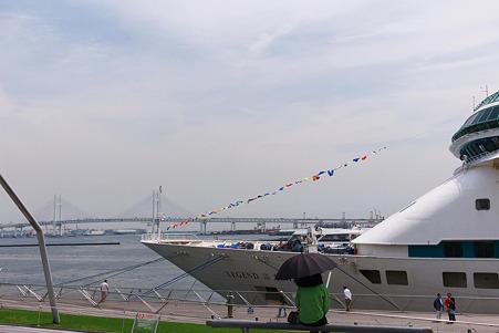 2010.05.10 横浜 大さん橋 Legend of the Seas