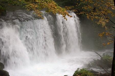 2010.10.26 奥入瀬渓流 銚子大滝