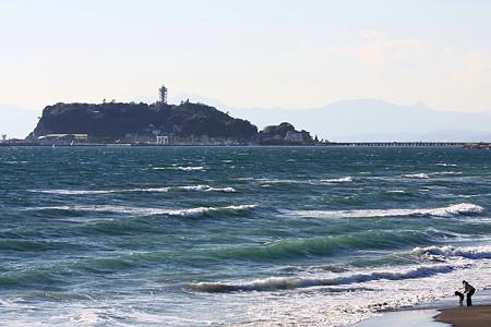 2010.11.29 鎌倉 七里ヶ浜 江ノ島