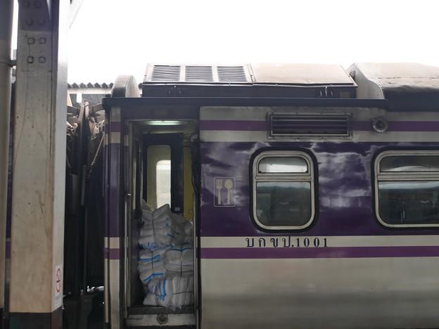 ARC.1001、Hua Lamphong、タイ国鉄