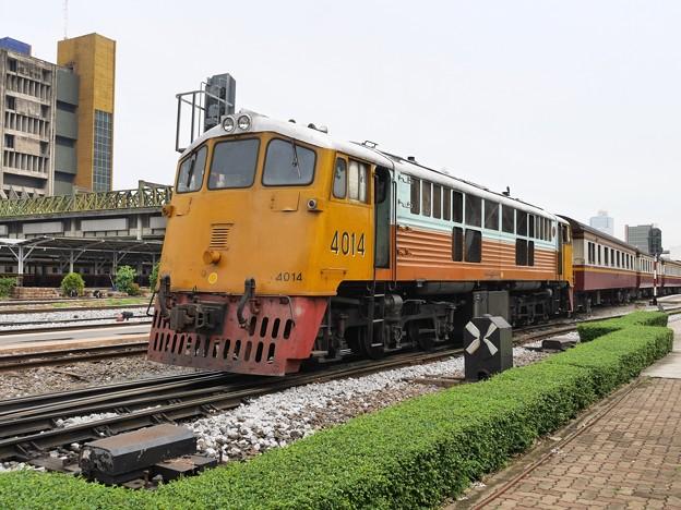 GE.4014、Hua Lamphong、タイ国鉄