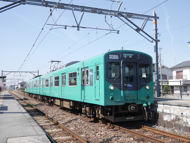 加古川線の電車