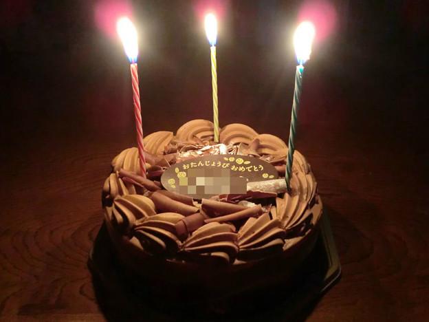 妻の誕生日(1)