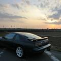 sunset road 1