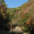 秋景色 三段峡(2)