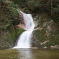 写真: 寂地峡 龍尾の滝