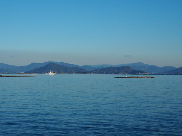 広島湾の風景