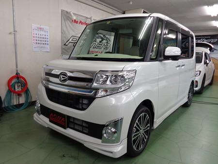 タント 神奈川県 3ドライブα取付