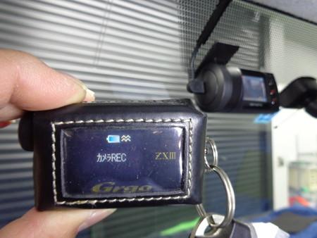 ハイエース 山梨県 ドライブレコーダー取付