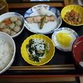 Photos: 10月27日夕食