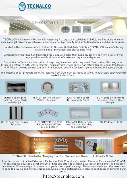 HVAC Air Diffusers