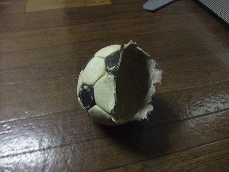 悟天のマイボールが!!