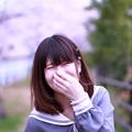 写真: 春笑顔
