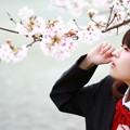 写真: 春風