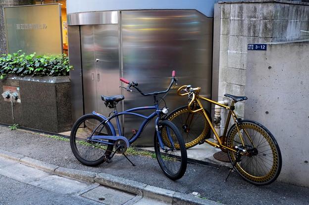 Photos: 西新宿五丁目駅界隈にて