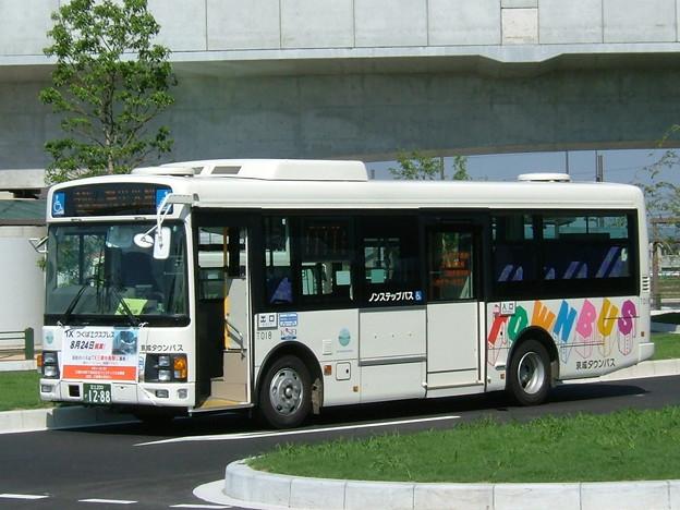 京成タウンバス T018