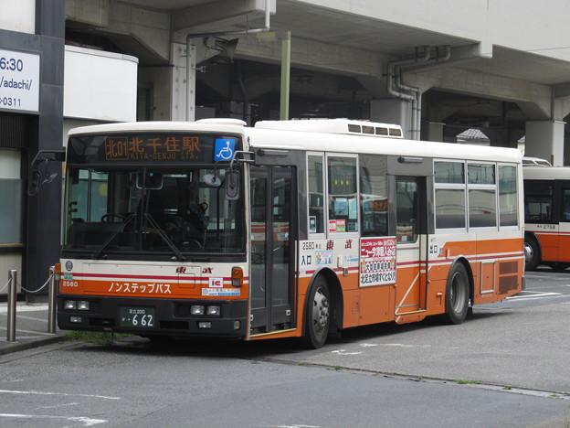 Photos: 東武バス 2580