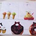 写真: F i.n.t Sweets Collection  スイーツ柄Tシャツ