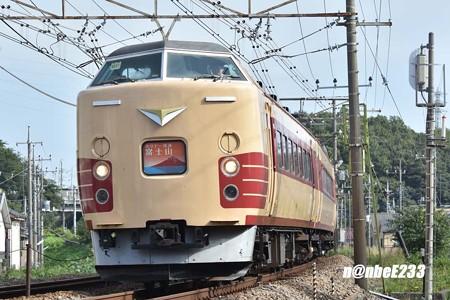 8571M 「ホリデー快速富士山1号」 189系八トタM51編成